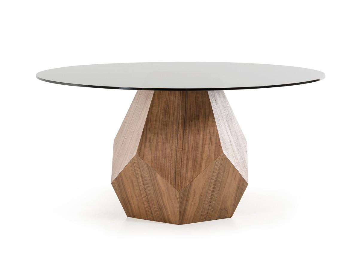round walnut dining table. Round Walnut Dining Table