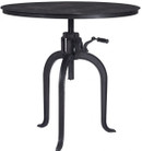 Lincoln Dining Table Antique Black