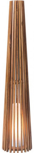 Cosima Large Floor Lamp Natural Teak