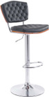 Tiger Bar Chair Black