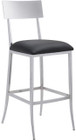 Mach Bar Chair Black