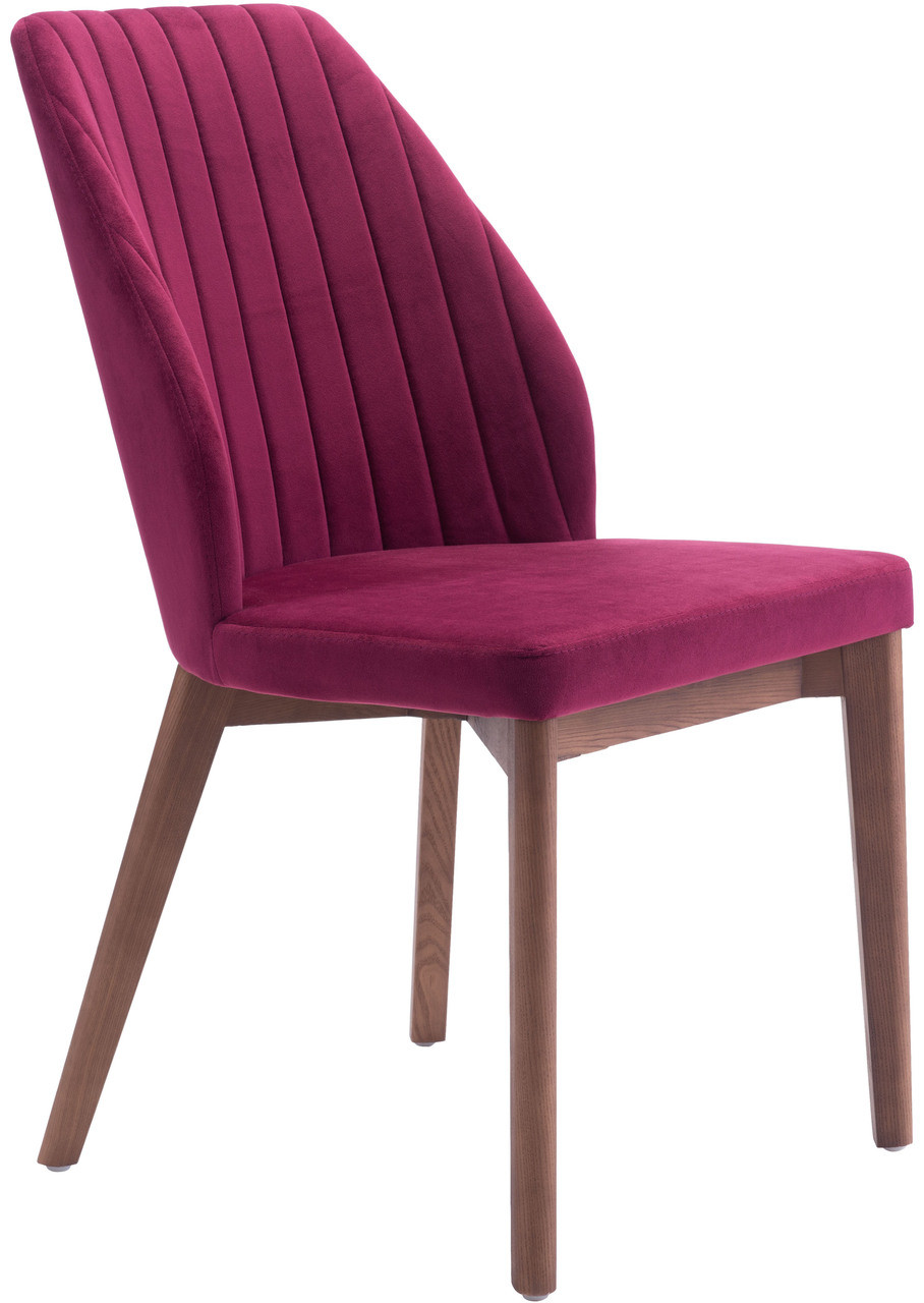 Vaz Dining Chair Velvet Mid Century Style Dining Chairs