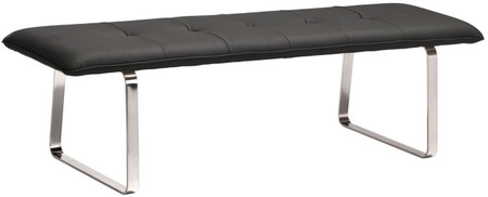 Cartierville Bench Black