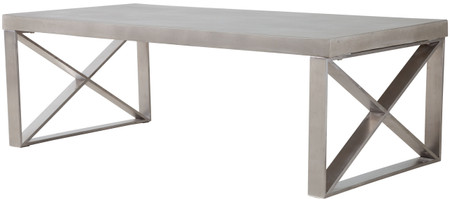 Zuo Modern Paragon Coffee Table Cement