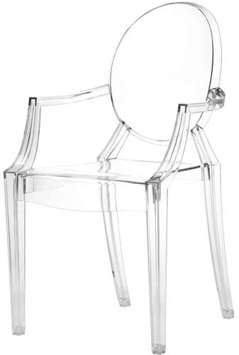 anime dining chair transparent