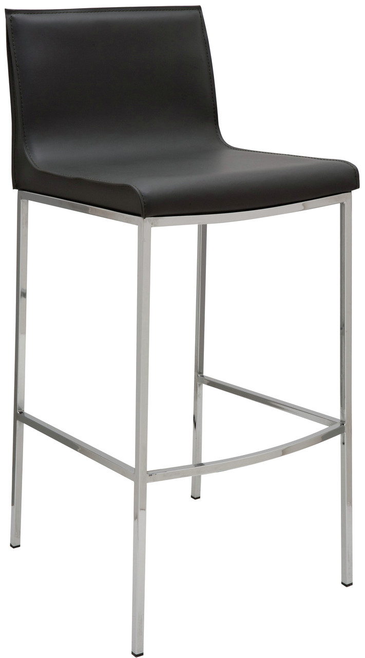 Colter Counter Stool Nuevo Living Sleek Counter Stool