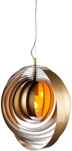 Nuevo Orba Pendant Lamp Gold