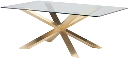Couture Dining Table Gold