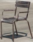 Marcel Dining Chair Gunmetal
