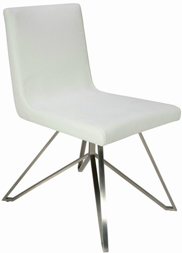 Tanya Dining Chair White