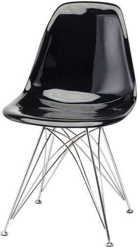 Stylus Dining Chair Black