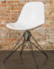 Kahn Dining Chair Matte White