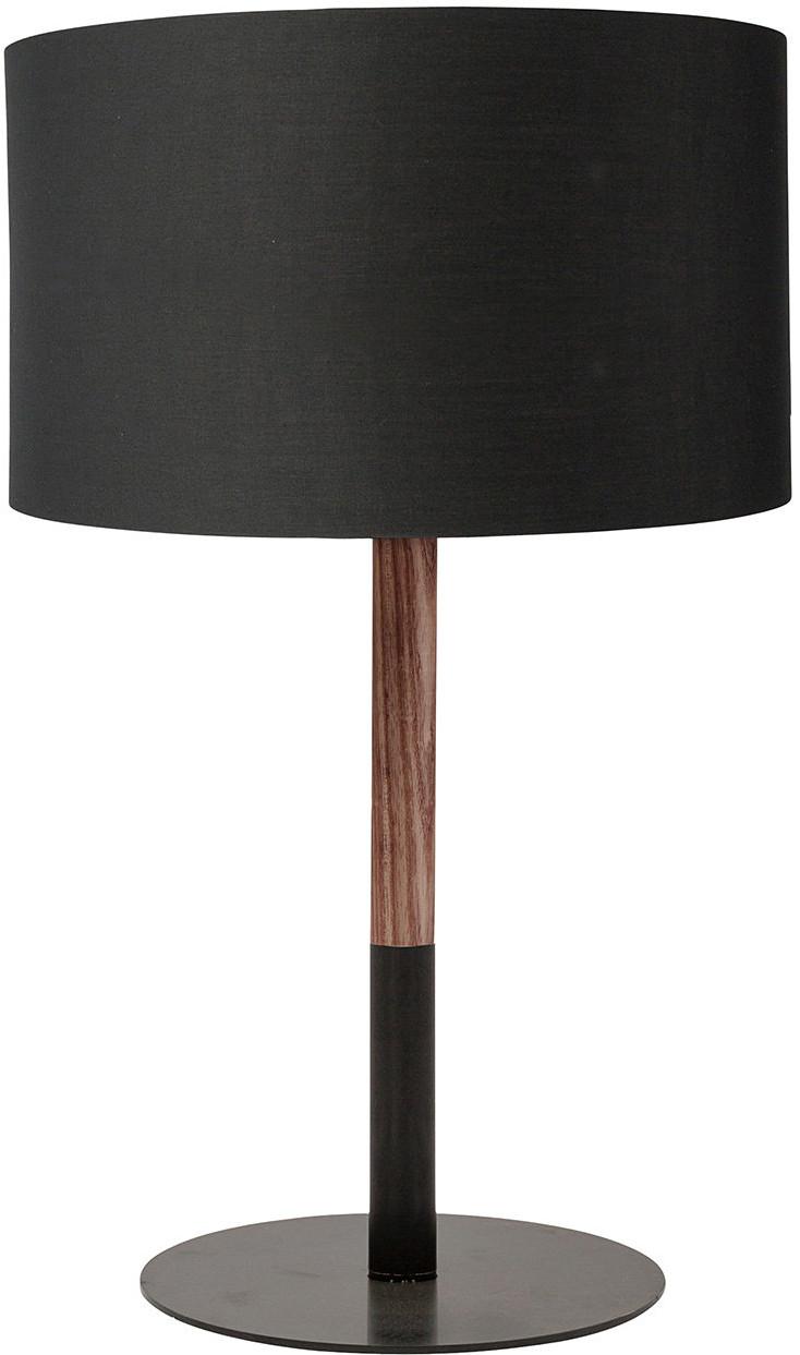 Monroe Table Lamp White Or Black Simple Table Lamp