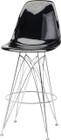 Stylus Bar Chair Black