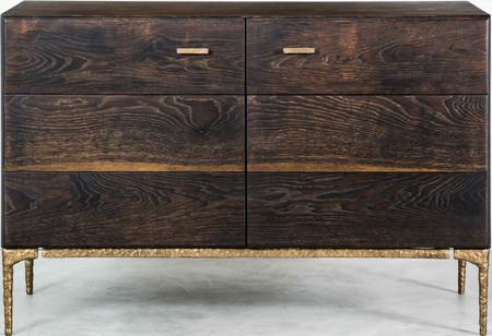 Kulu Sideboard Seared Oak