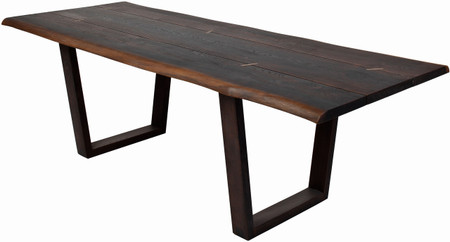 Kava Dining Table Seared Oak