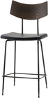 Soli Stool Black
