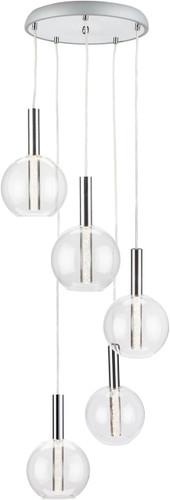 Irene Five Pendant Lamp