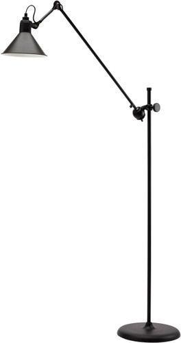 Fontaine Floor Lamp Black