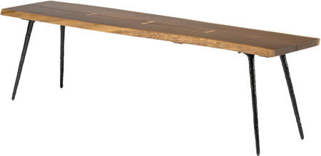 Nexa Bench Seared Oak