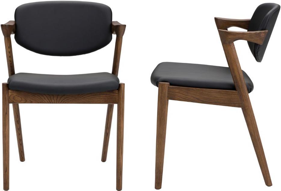 Danish style dining chair danish inspired dining room chair for Danish dining room chairs