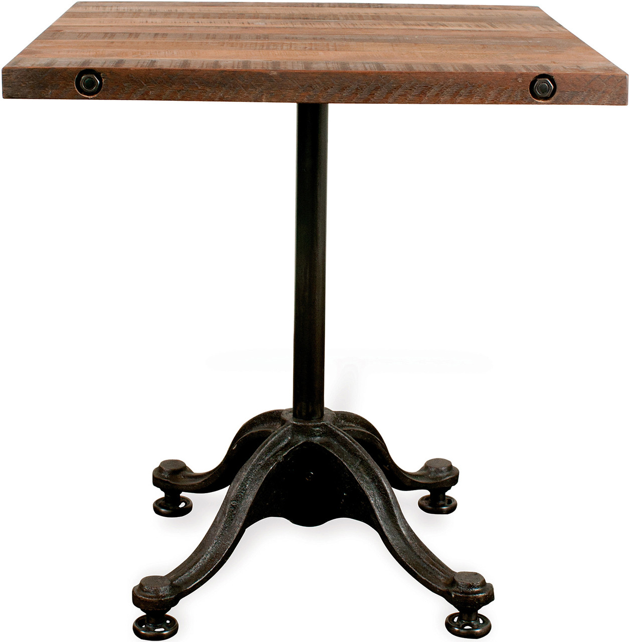 French Cast Iron Bistro Table Industrial Style Bistro Table