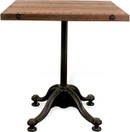 Industrial Style Bistro Table