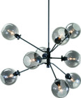 Nuevo Living Atom Pendant Lamp In Grey