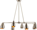 Lanister 8 Pendant Lamp Antique Brass
