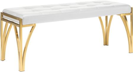 Nuevo Eiffel Bench White
