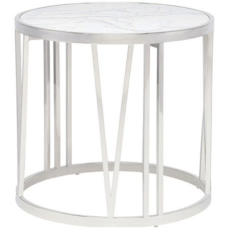 Nuevo Roman Side Table