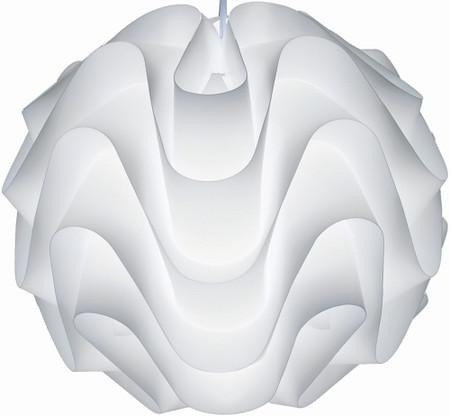 White Meringue Pendant