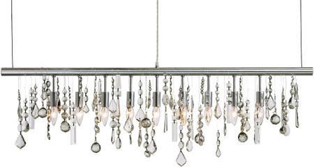 Nuevo Crystal Pendant Lamp