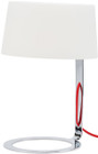 Scarlet Table Lamp
