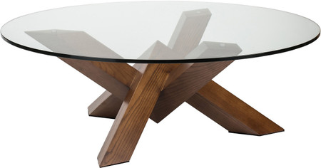 Costa Coffee Table In Walnut