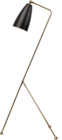 Lucille Floor Lamp Black