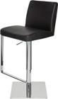 Matteo Black Bar Stool