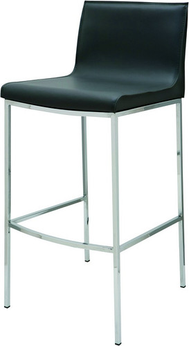 Colter Bar Stool Black