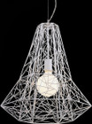 Apollo Pendant Lamp White