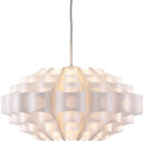 Orb Pendant Light In White