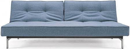 Splitback Sofa Stainless Steel