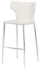 Wayne Bar Stool White