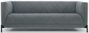 Nuevo Living Isaak Sofa Shale Grey