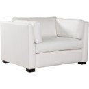 Zuo Modern Monroe Chair Snow