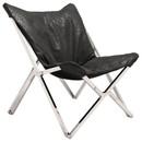 Zuo Modern Sunk Chair Black