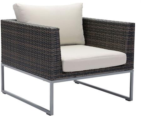 Zuo Modern Malibu Arm Chair