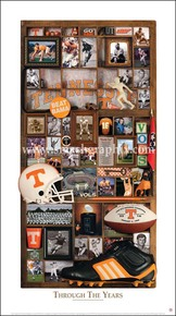 Tennessee Football Through The Years