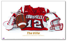 Louisville Cardinal Football - The Ville