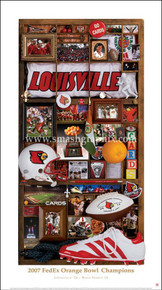 Louisville FedEx Orange Bowl® Champions 2007