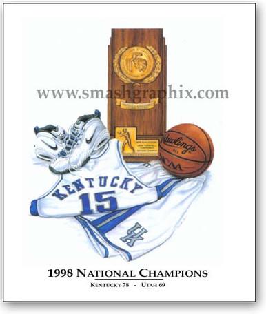 1998 NCAA National Basketball Champions